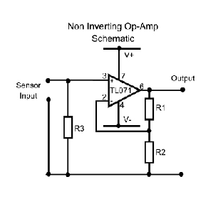 Picture of Vibetek op-amp circuit